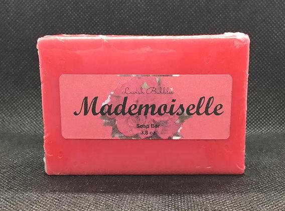 Mademoiselle Soap Butter Bar