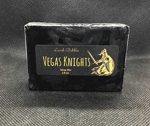 Vegas Knights Soap Butter Bar