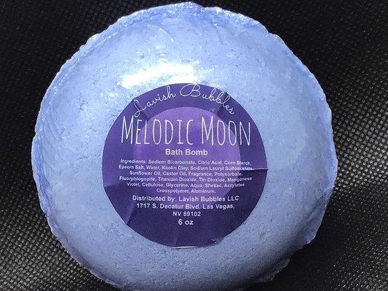 Melodic Moon Bath Bomb