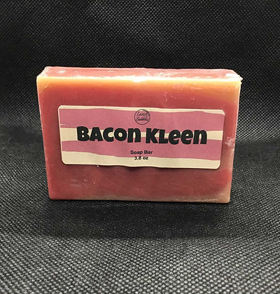 Bacon Kleen Soap Butter Bar