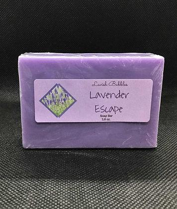 Lavender Escape Soap Butter Bar