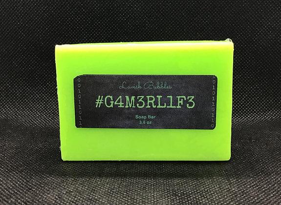 #G4M3RL1F3 Soap Butter Bar