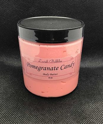Pomegranate Candy Body Butter