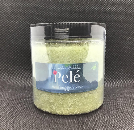 Pelé Lava/Sugar Body Scrub