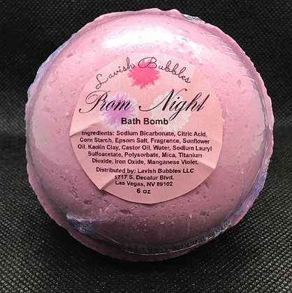 Prom Night Bath Bomb