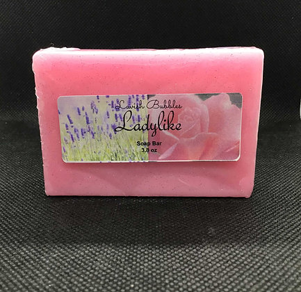 Lady Like Soap Butter Bar