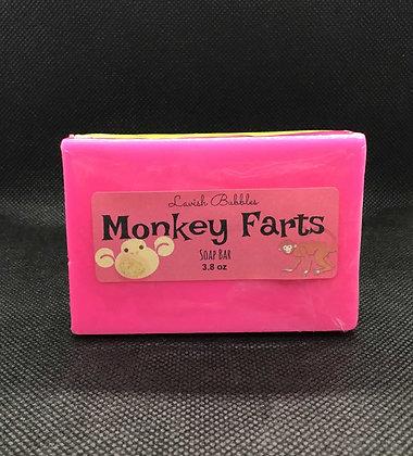 Monkey Farts Soap Butter Bar