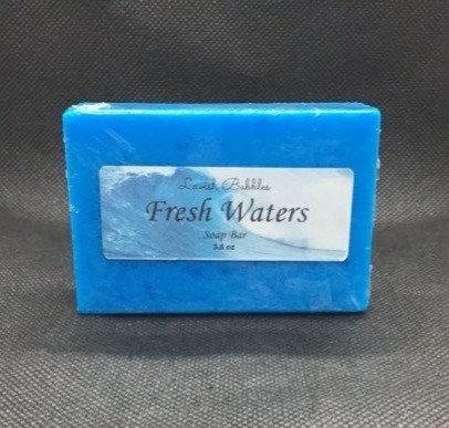 Fresh Waters Soap Butter Bar