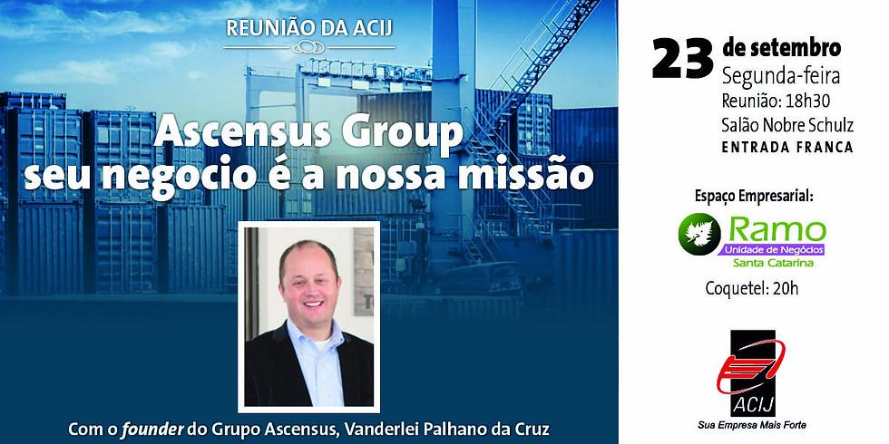 Ascensus Group – seu negócio é a nossa missão