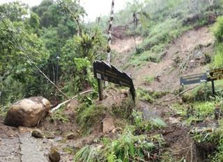 Reservas de la Biosfera de Costa Rica sufren serias afectaciones por tormenta Nate