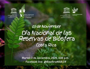 Día Nacional de las Reservas de Biosfera
