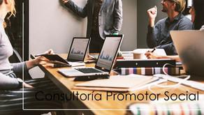 Se requiere contratar promotor social