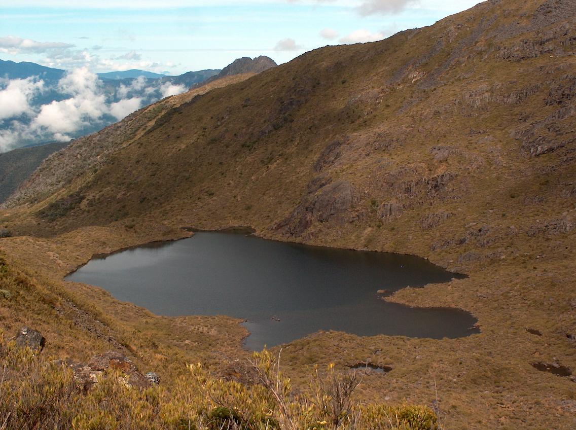 Lago Chirripó