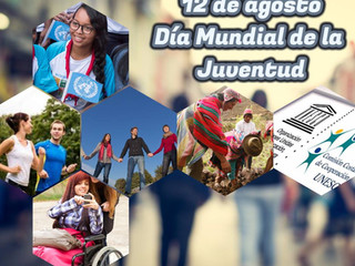 El Día de la Juventud, 12 de agosto, es una fecha para hacerse escuchar.