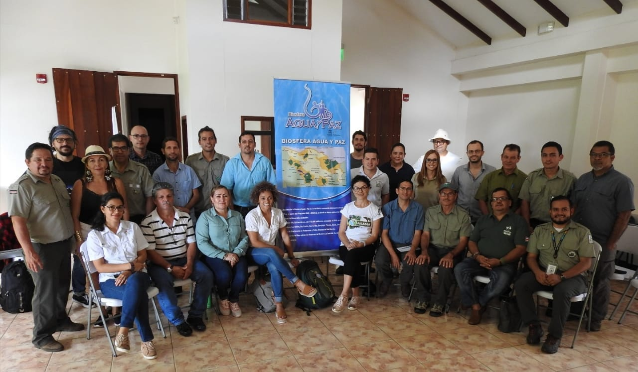 Encuentro Red Costarricense de Reservas