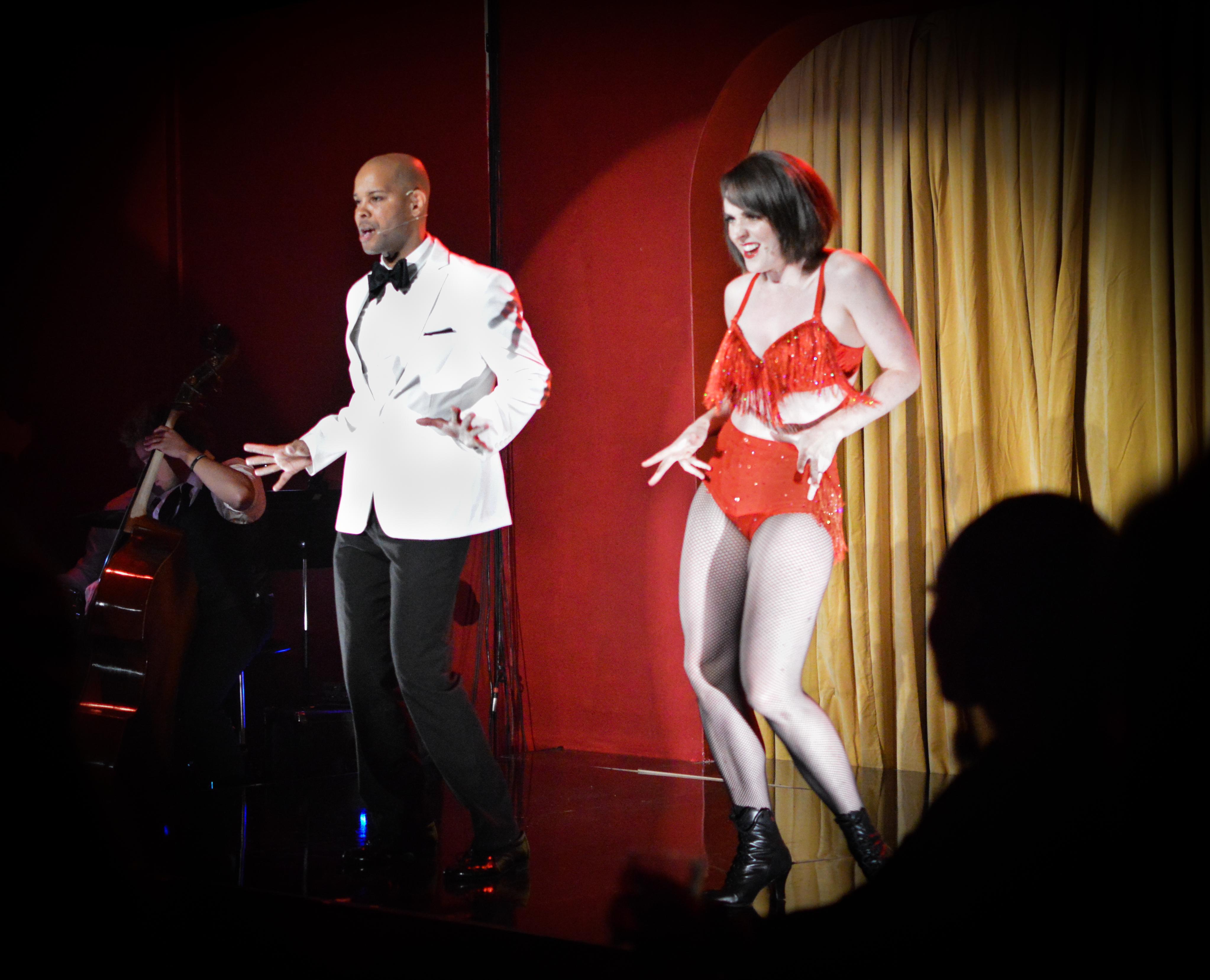 Crimson Cabaret