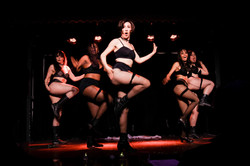 Female Dance Formation