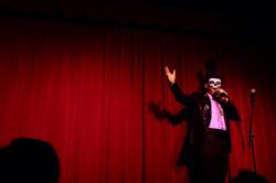 Time Travel Cabaret Host