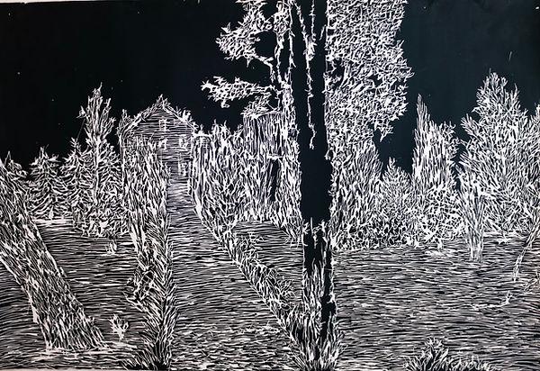 Night linogravure 120 x 80 cm.JPG