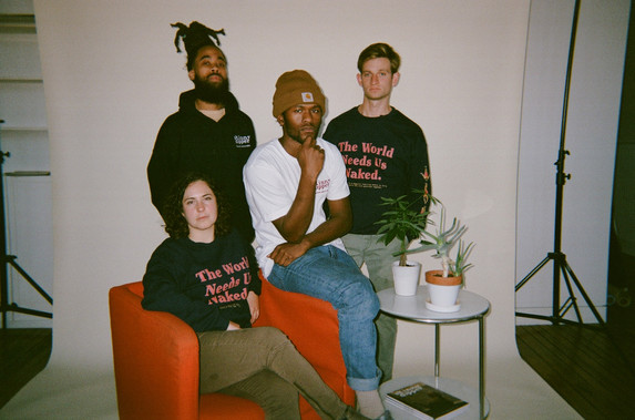 The World Needs Us Naked - Disposable Ph