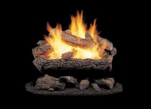 "Arcadia 18"" Vented Gas log Set"