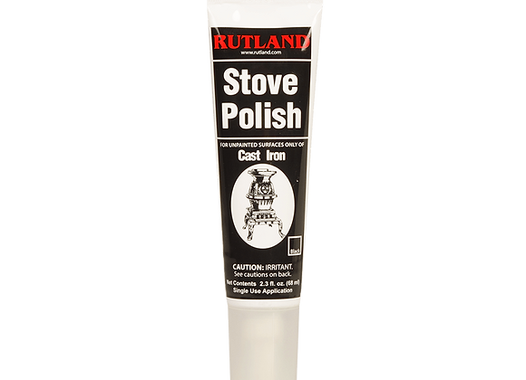 Rutland Stove Polish Paste