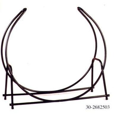 Circular Log Rack