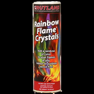 Rutland Rainbow Flame Crystals