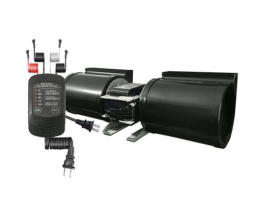 Skytech FK-180-ESC Universal Fan Kit System