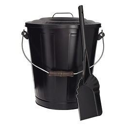 Black Ash bucket and Shovel