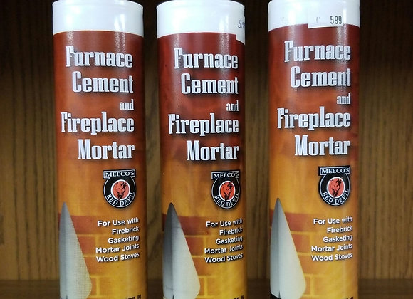 Meeco's Furnace Cement & Fireplaces Mortar