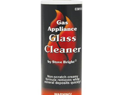 Stove Bright Gas Glass Cleaner