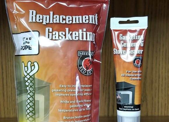 Meeco's Wood stove gasket replacement kit