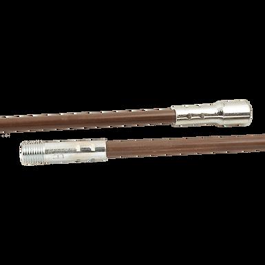 Rutland Fiberglass Chimney Brush Extension Rods
