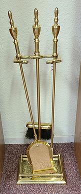 Brass tool set