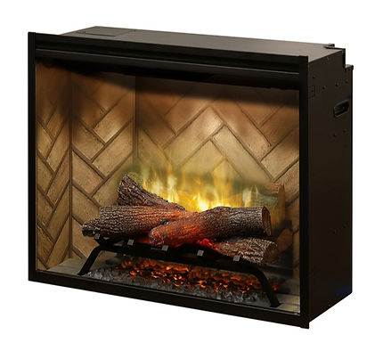 "Revillusion® 30"" Built-in Firebox"