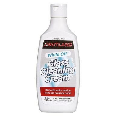 Rutland White Off® Glass Cleaning Cream
