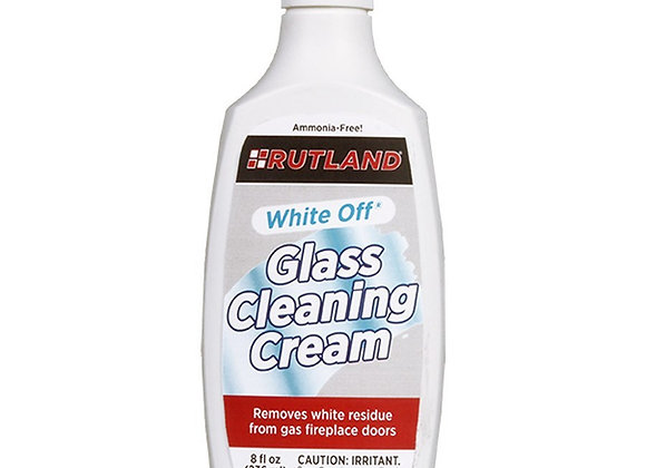 Rutland White Off® Glass Cleaning Cream