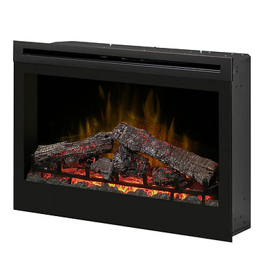 "Dimplex DF3033ST 33"" Electric Firebox with Multi Function Remote Control"