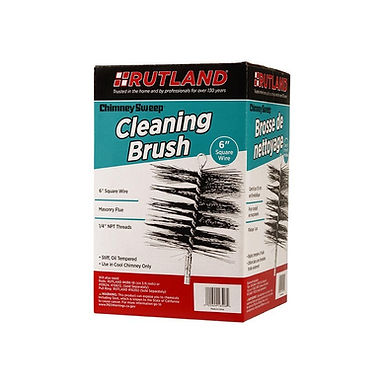 Rutland  6″, 7″, 8″, 10″,12″ Square Wire Cleaning Brush