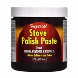 Imperial stove polish paste 6oz.