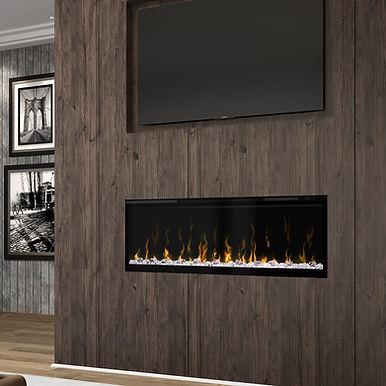 """IgniteXL® 50"""" Linear Electric Fireplace"""