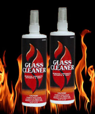 Stove Bright 16 oz. Wood Stove Glass Cleaner 03M003