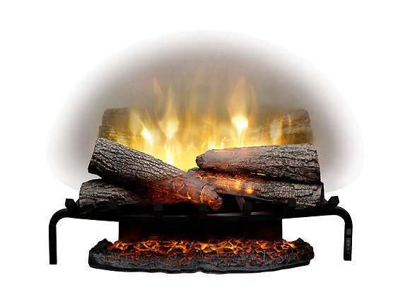 "Revillusion® 25"" Plug-in Electric Log Set by Dimplex"