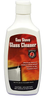 Meeco's 8oz. Gas glass cleaner