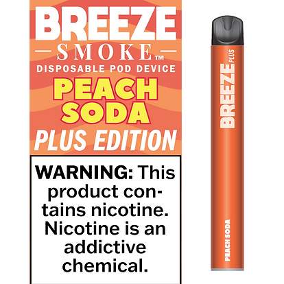 Peach Soda - 5% NIC