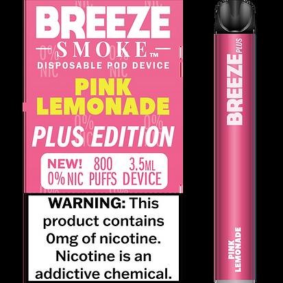 Pink Lemonade 0% Nic