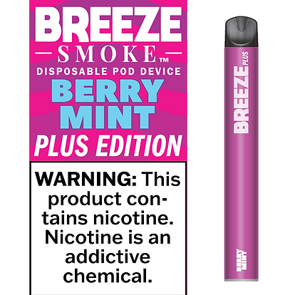 Berry Mint - 5% NIC