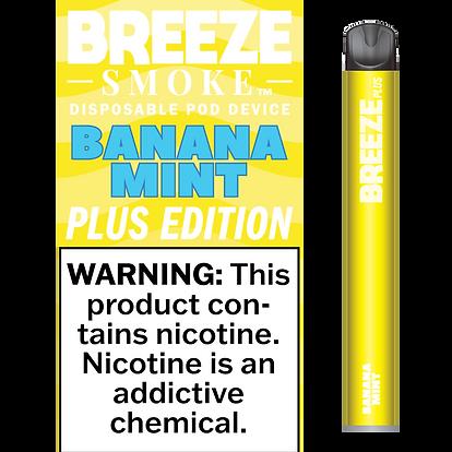 Banana Mint - 5% NIC