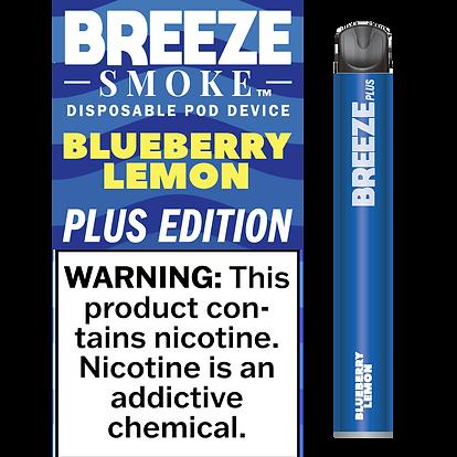 Blueberry Lemon - 5% NIC